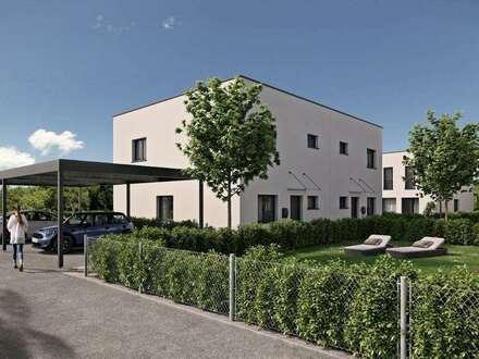 Baulos 3 - Geförderte Ziegelmassivhäuser in Strassham
