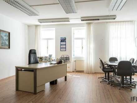 Helles, schön-angelegtes Büro am Spittelberg zu verkaufen!