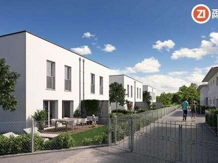 Geförderte Ziegelmassivhäuser in Strassham - beste Infrastruktur nahe LINZ !