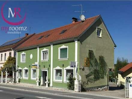 Gut eingeführtes Tagesvermietungsgeschäft mit Gewerbefläche in Loipersdorf/ Fürstenfeld