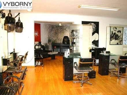 GABLITZ-Zentrum: Gut etabliertes, modernes Friseurgeschäft zu pachten