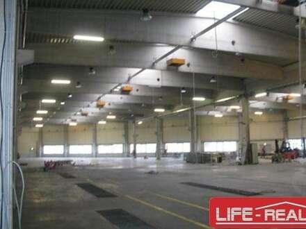Tolle Industriehalle / Produktionshalle / Gewerbeobjekt in einer zentralen Lage