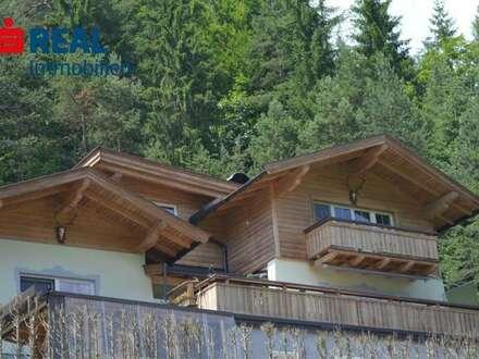 """Landhaus mit wunderschönem Panoramablick auf die """"Loferer Steinberge"""" und interessanten Preis!"""