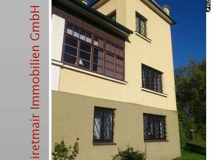 Mietwohnung in herrlicher Einzellage in einer Villa