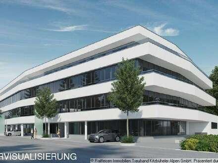 Kauf oder Miete: Gewerbeeinheiten in Büro- und Geschäftsgebäude in Kitzbühel