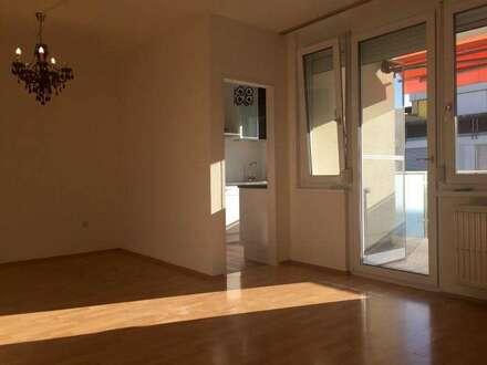 Helle 3 Zimmer Wohnung mit großer Loggia mit eigenem Parkplatz in Marchtrenk!