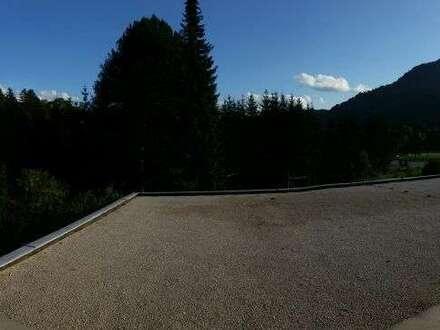 2.5 Zimmer 45m², Dachterasse Berg / Wald -blick