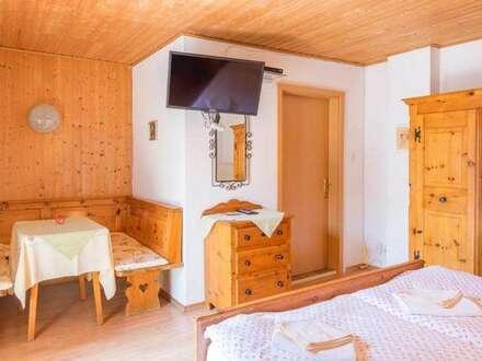 Ländliche Pension im rustikalen Stil in Bad Gastein