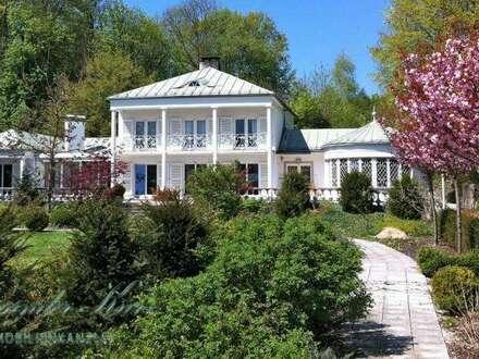Villa mit Spa-Bereich in Gmunden