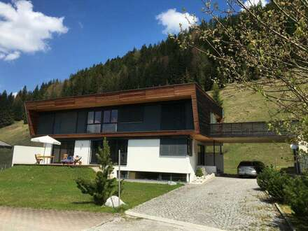 Design-Haus in Hochfilzen in den Kitzbüheler Alpen