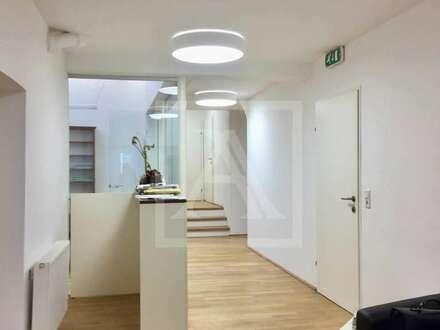 Hochwertig ausgestattete Büro/Kanzlei/Praxis-Fläche im Zentrum zu vermieten