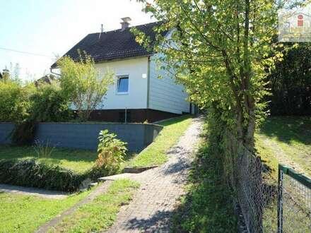 Kleines 70m² Wohnhaus in Viktring mit 452m² Grund in zentraler Wohnlage