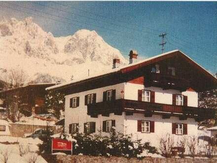 Einfamilienhaus - Baugrundstück ( 1148 m2 ) in sonniger Lage von Going am Wilden Kaiser