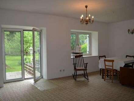 84 m² große Mietwohnung in Edlitz mit Terrasse!