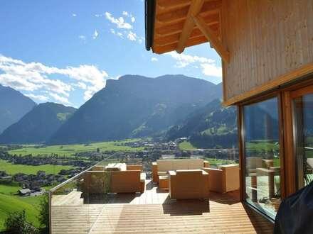 Traumimmobilie in Traumlage vor Mayrhofen im Zillertal (provisionsfrei)