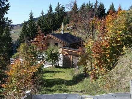 W-02AUMD Berghütte im Skigebiet Wildschönau