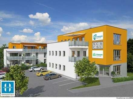 neue Büro-, Praxis- oder Geschäftsfläche mit ca.66m² in Bruck Waasen/Peuerbach zu vermieten