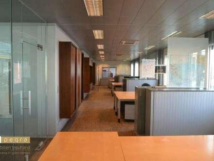 Großes Büro ca. 93 m² mit guter Verkehrsanbindung