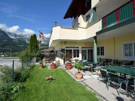 Attraktives Gastgewerbeobjekt/Restaurant/Pizzeria in bester Lage direkt im Dorfzentrum