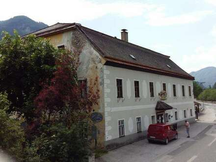JETZT PREISREDUKTION! - Denkmalgeschützer historischer Gasthof mit Fremdenzimmer