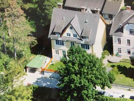 Villa mit Fernblick über Berndorf