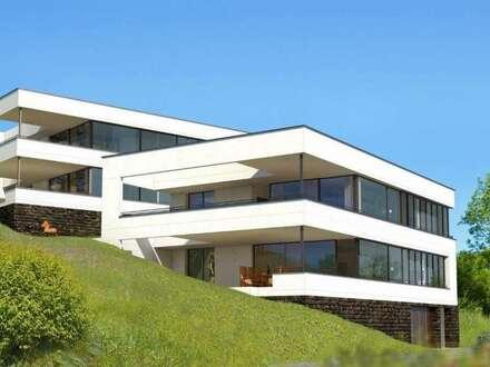 Terrassenwohnung mit Ausblick