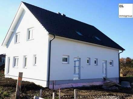 Preisgünstige Doppelhaushälfte zu kaufen - direkt vom Bauträger