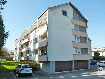 Lustenau-Hasenfeld: 2,5 Zimmer Wohnung mit ca 61 m² Wohnfläche, Balkon und Kellerabteil zu verkaufen