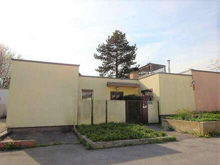 Auf eine Ebene aufgeteiltes Haus in sehr guter Grünruhelage in Graz-Andritz