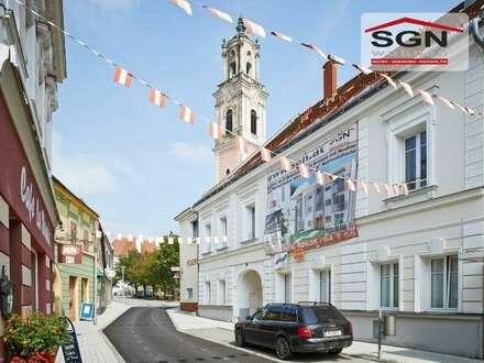 Frei finanzierte 3-Zimmer Gartenwohnung im Zentrum von Herzogenburg