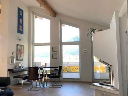 4-Zimmer Dachgeschoßwohnung in bester Aussichtslage von Absam