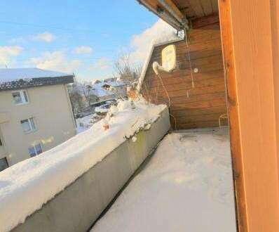 Balkonparadies in sehr zentraler Lage von Eugendorf