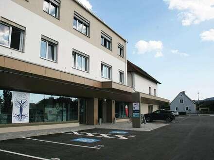 Freie Flächen Bürozentrum GBZ Melk - barrierefrei