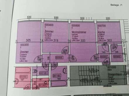 Suche Nachmieter für meine toll aufgeteilte 3 Zimmer Wohnung!