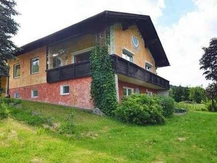 Wohnhaus in naturnaher Ruhelage