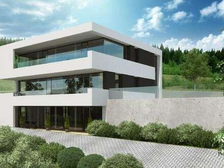 Modern. Luxuriös. Exklusiv Wohnen auf 900m Seehöhe.