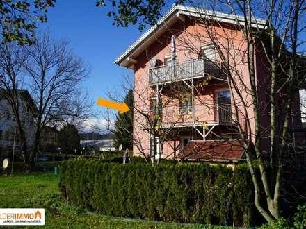 Schöne 4,5 Zi-Wohnung mit Gartenanteil - optimal für die Familie