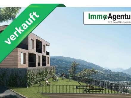 NEUBAU: Exklusive 3 Zimmerwohnung in ökologischer Lehm- und Holzbauweise! Top 3