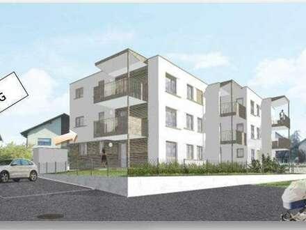 moderne 3-Zi-Wohnung / 81m2 zu vermieten - Erstbezug!