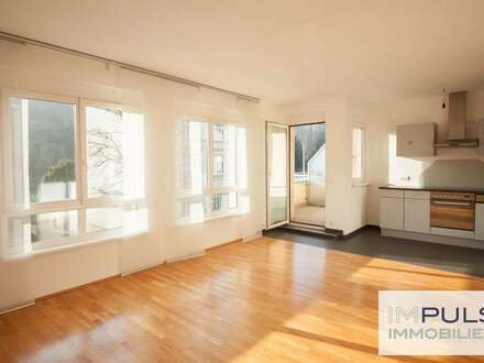 Gut geschnittene, helle 3-Zimmer Wohnung | 2 Balkone | gepflegte Anlage | inkl. Keller