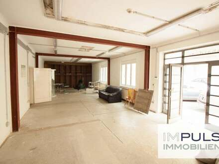 80 m² großes BÜRO in guter Lage | Erstmiete nach hochwertiger Teilsanierung | zzgl. 10 m² Lagerfläche