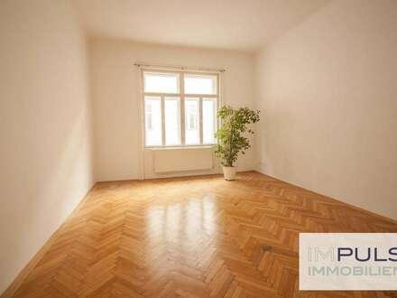 Helle, ruhige 2,5-Zimmer Wohnung im charmanten Stilaltbau | Innenhof-Lage | Top Anbindung