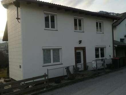 Haus mit Schneebergblick