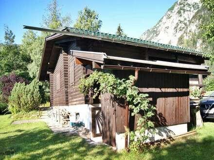 Entzückendes Blockhaus zum selber Abtragen und Wiederaufbauen zu verkaufen. Ohne Grundstück!