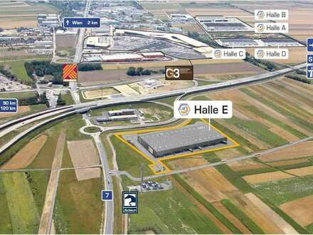 Logistikzentrum Wien-Nord