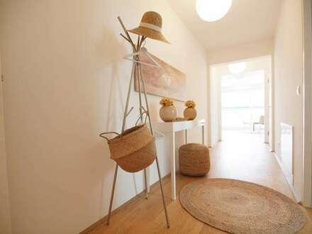 """""""Ums Eck"""" 2 - 3 Zimmer Wohnung mit Balkon und Loggia"""