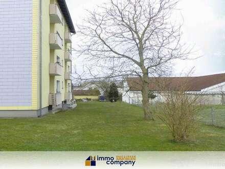 Frankenmarkt - schöne 3-Zimmer-Wohnung mit sonnigem Balkon!