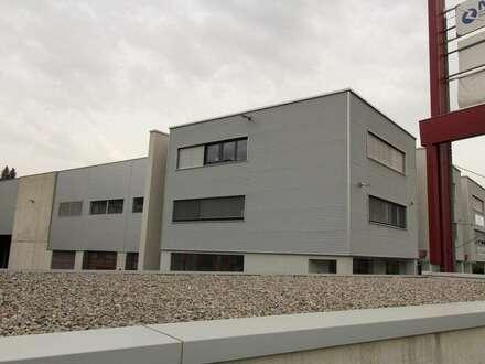 Werkstätte und Lager im Industriegebiet Villach West