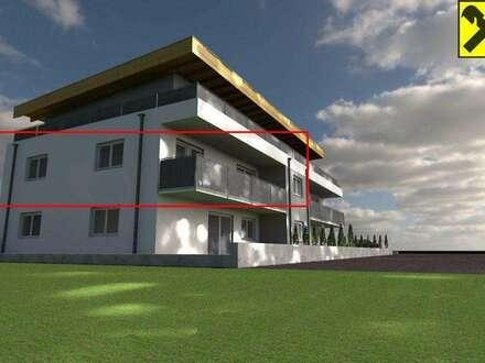 4-Zimmer-Neubauwohnung im 1. OG