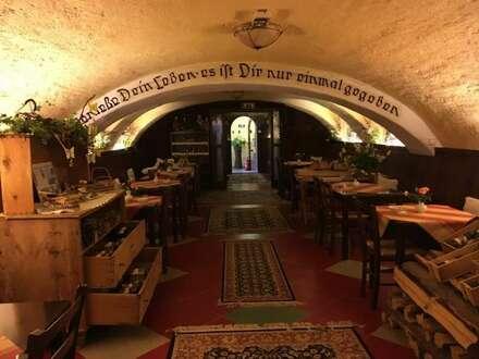 Weinkeller im Historischer Dreikanthof im Thermenort Bad Tatzmannsdorf